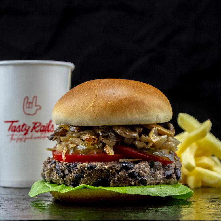 Veggie burger COMBO